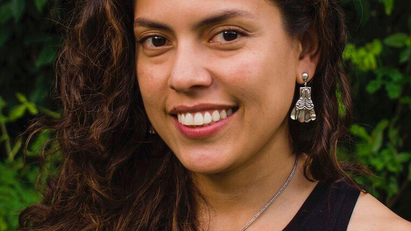 Paleontóloga peruana y exploradora de National Geographic.