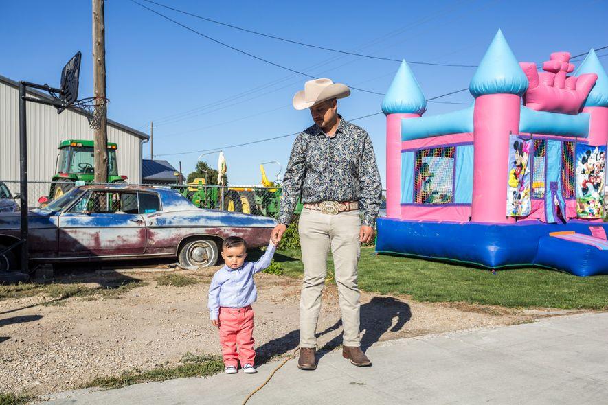 Los latinos llegaron a Wilder, Idaho, para trabajar la tierra en la segunda mitad del siglo ...
