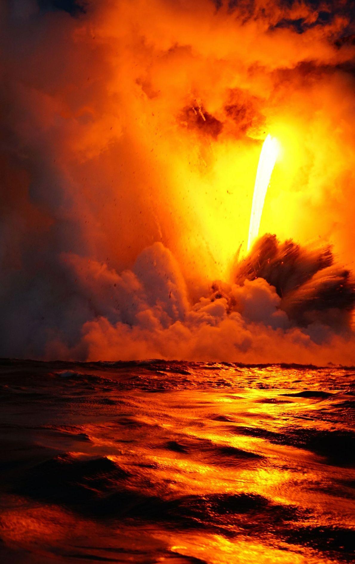 Hawaii Volcano National Park, Hawaii