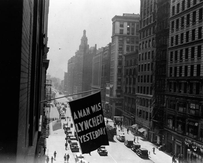 1920 a 1938, la sede de la NAACP en la Quinta Avenida de la ciudad de ...