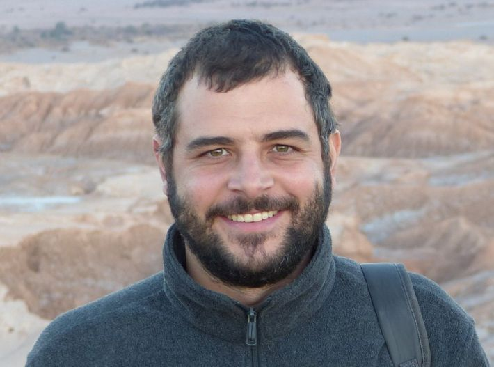 Marcelo Rheingantz, conservacionista brasileño y explorador de National Geographic.