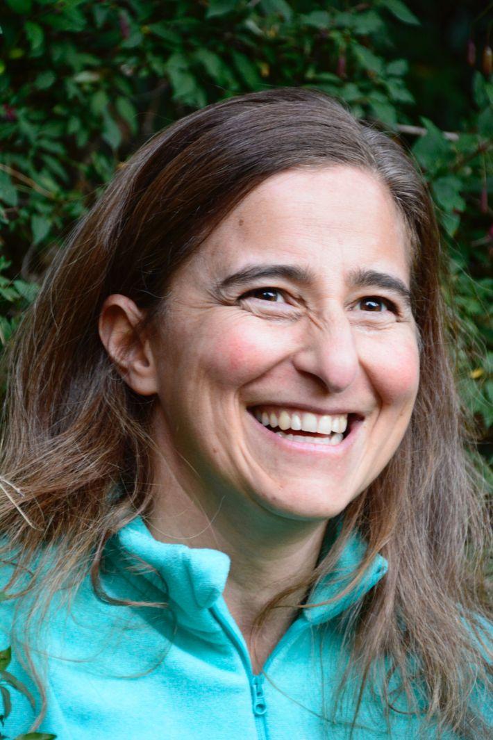Marina Arbetman, doctora en Bióloga e investigadora argentina. Exploradora de National Geographic.