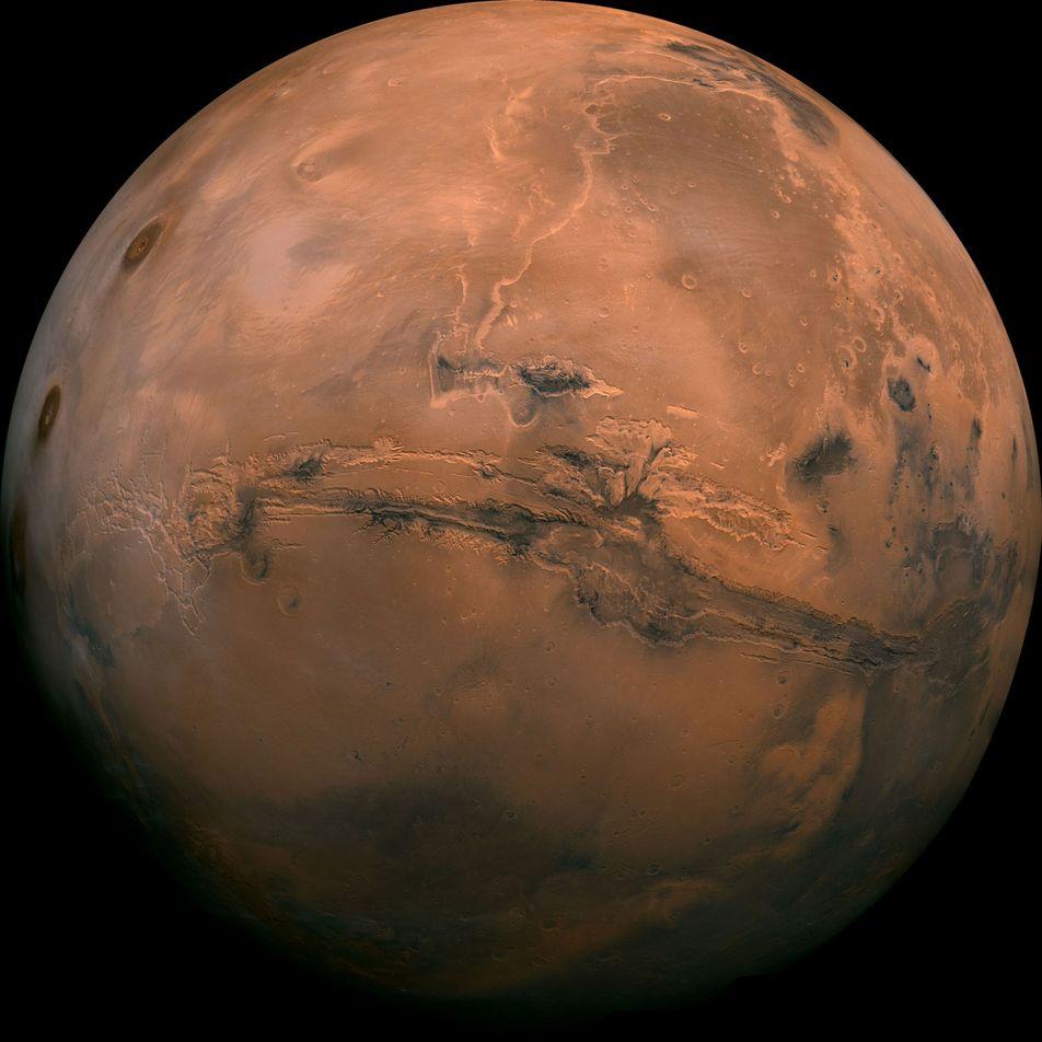 ¿A dónde fue el agua de Marte? Una reciente teoría aporta aporta nuevas pistas