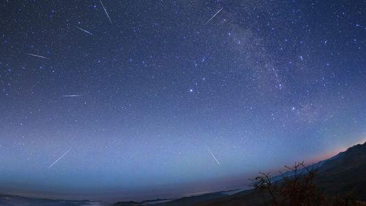 Lluvia de meteoros Eta Acuáridas y otros eventos astronómicos de mayo