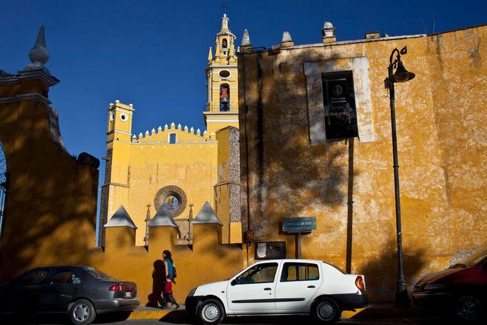 El Convento de San Gabriel es una de las iglesias más veneradas de Cholula.