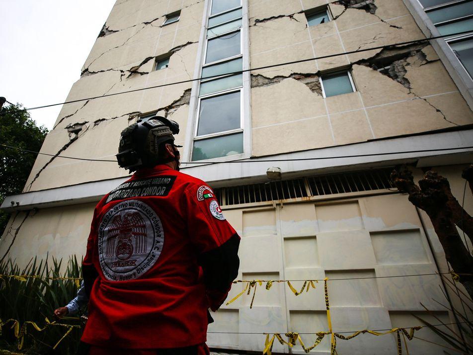 Terremoto en México: ¿por qué estremeció a edificaciones que se encuentran a cientos de kilómetros?