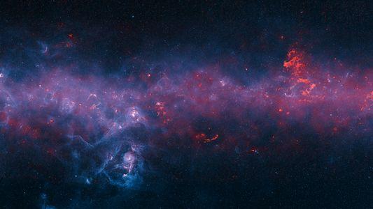 Mira la impresionante vista de la Vía Láctea