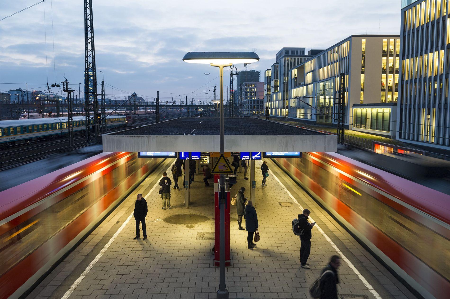 Munich, Alemania, planea abastecerse completamente de energía renovable para 2025. El municipio ya ha firmado un ...