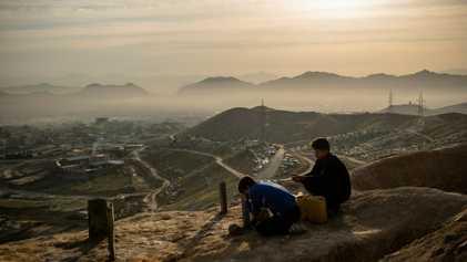 La toma de Kabul por parte de los talibanes: un relato en primera persona