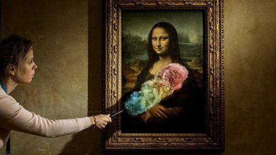 """Se cree que la """"Mona Lisa"""" de Leonardo representa a Lisa Gherardini, la esposa de Francesco ..."""