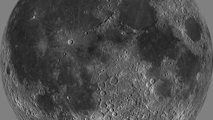 El agua sobre la superficie de la luna podría ser más abundante de lo que se ...