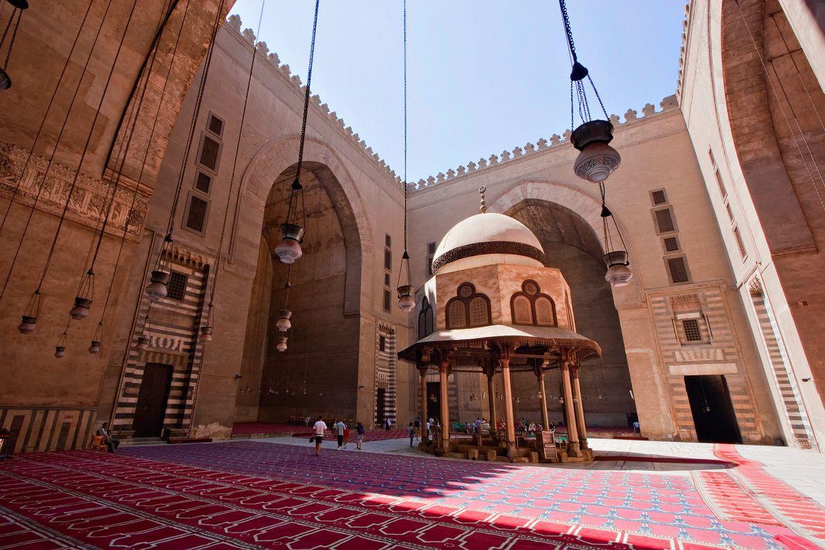Mezquita Sultan Hassan