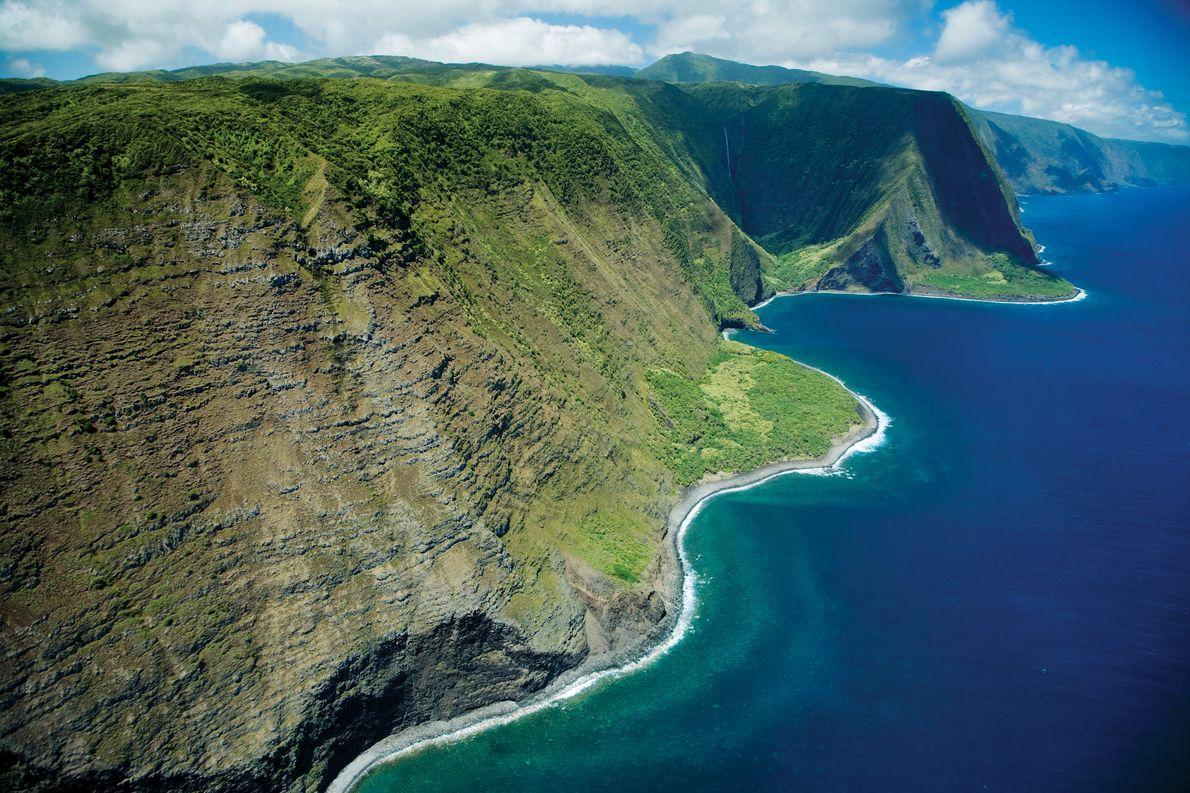 Molokai, Hawái