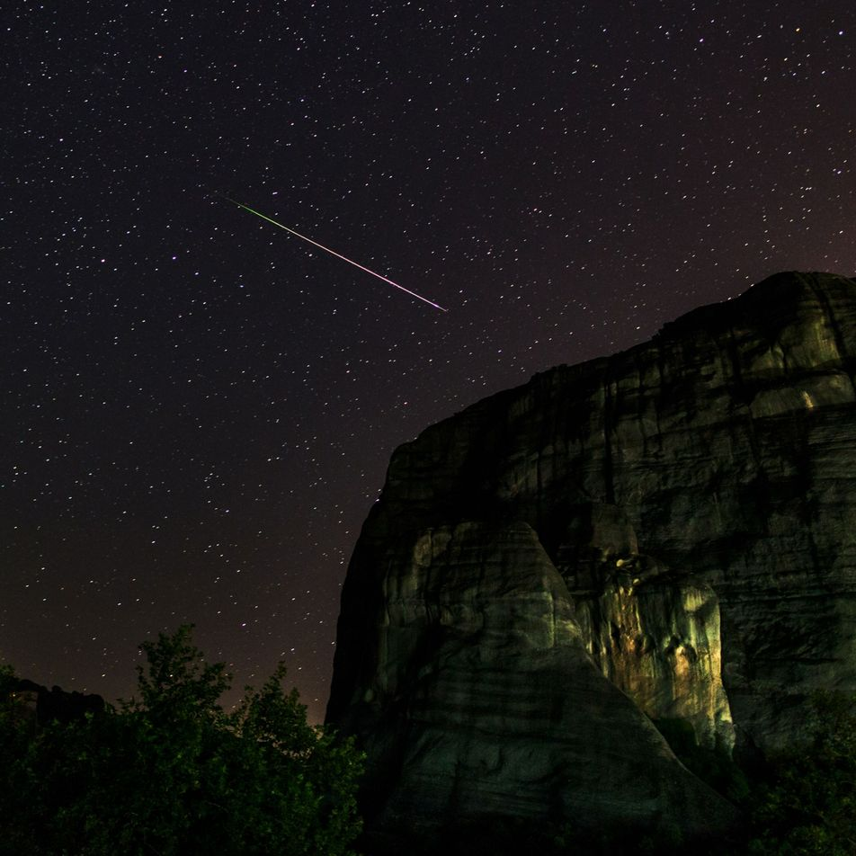 ¿Dónde y cuándo se puede ver la lluvia de meteoros de las Perseidas 2021?