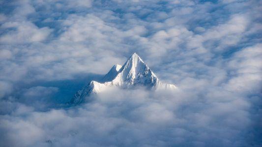¿Cómo las montañas del Himalaya crecen y se encogen mediante movimientos cíclicos?