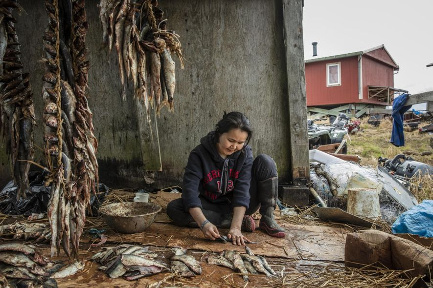 Alaska: El deshielo en Newtok