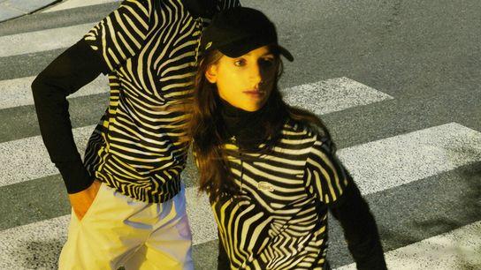 Imagen de campaña de Lacoste.