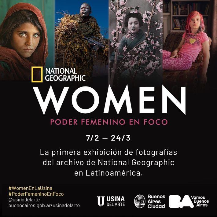 """Women: Poder Femenino en Foco"""