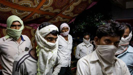 India: zonas rurales han quedado desbordadas ante la segunda ola de la pandemia