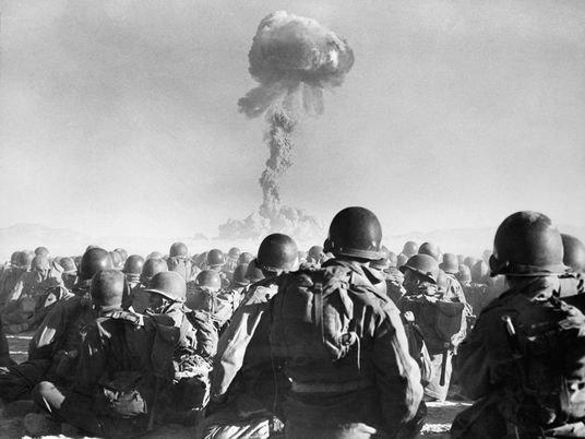Las armas nucleares y sus consecuencias históricas