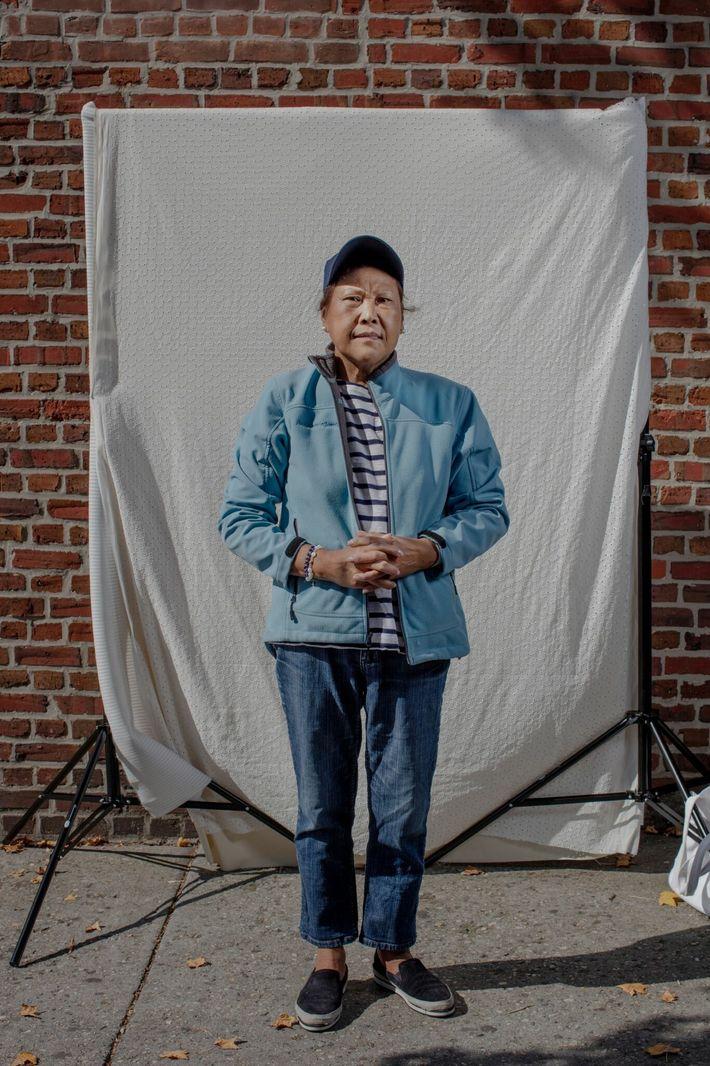 Lizabeth Hazard, de 65 años, ha vivido en Queens durante 30 años. Oriunda de Filipinas, dice ...