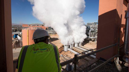 La enorme planta de energía solar de Marruecos genera electricidad que alcanza para alimentar dos ciudades ...