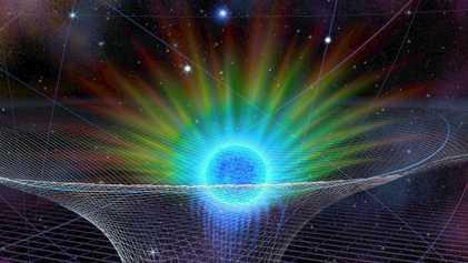 Un agujero negro supermasivo vuelve a reivindicar a Einstein