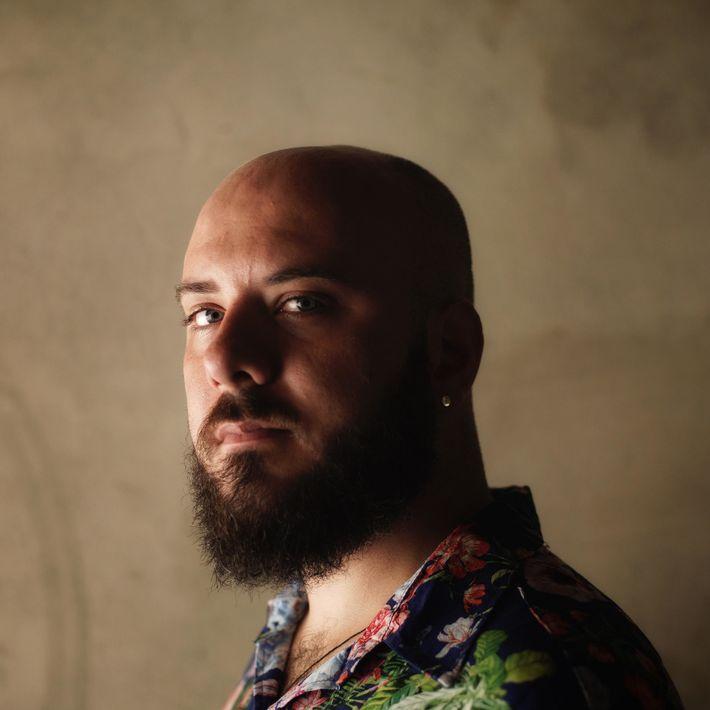 Pablo Albarenga, storyteller uruguayo y explorador de National Geographic.