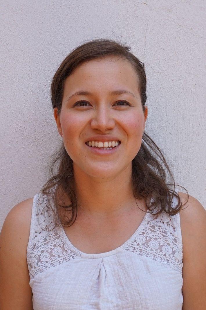 Paola Constantino, tecnóloga en gestión sostenible mexicana. Exploradora de National Geographic.
