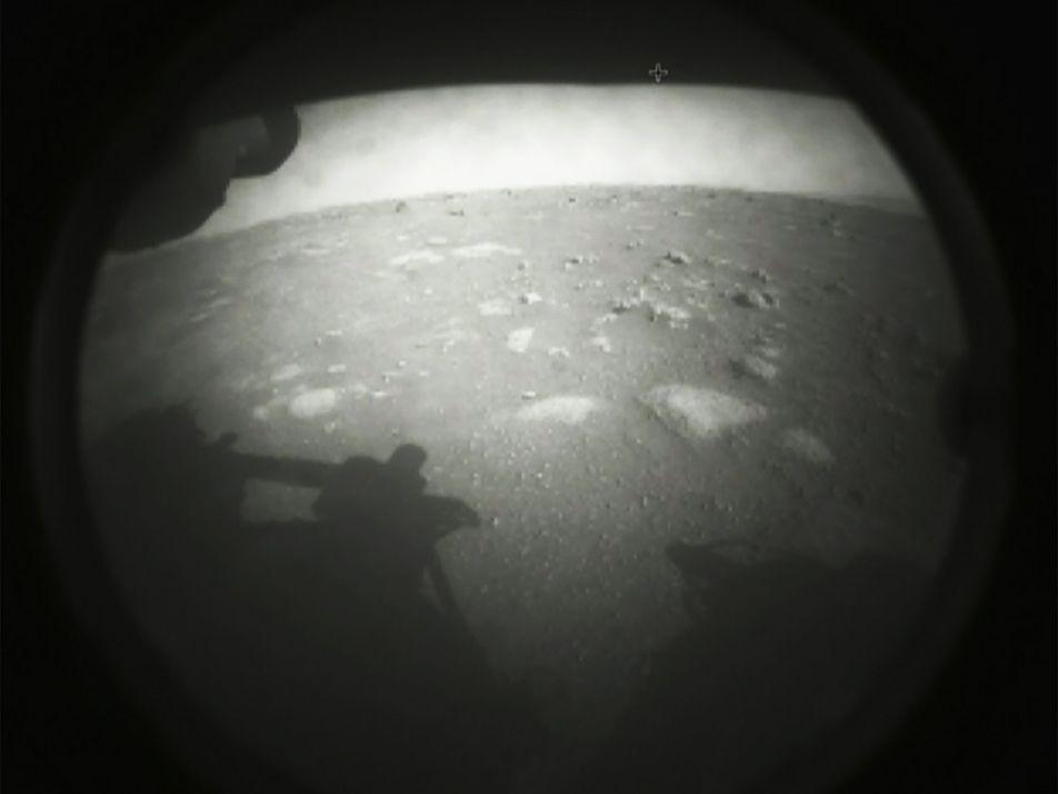 ¡Todo un éxito! El rover Perseverance de la NASA logra aterrizar en Marte