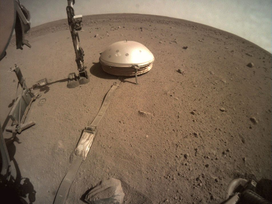 La misión InSight de la NASA revela detalles del núcleo de Marte