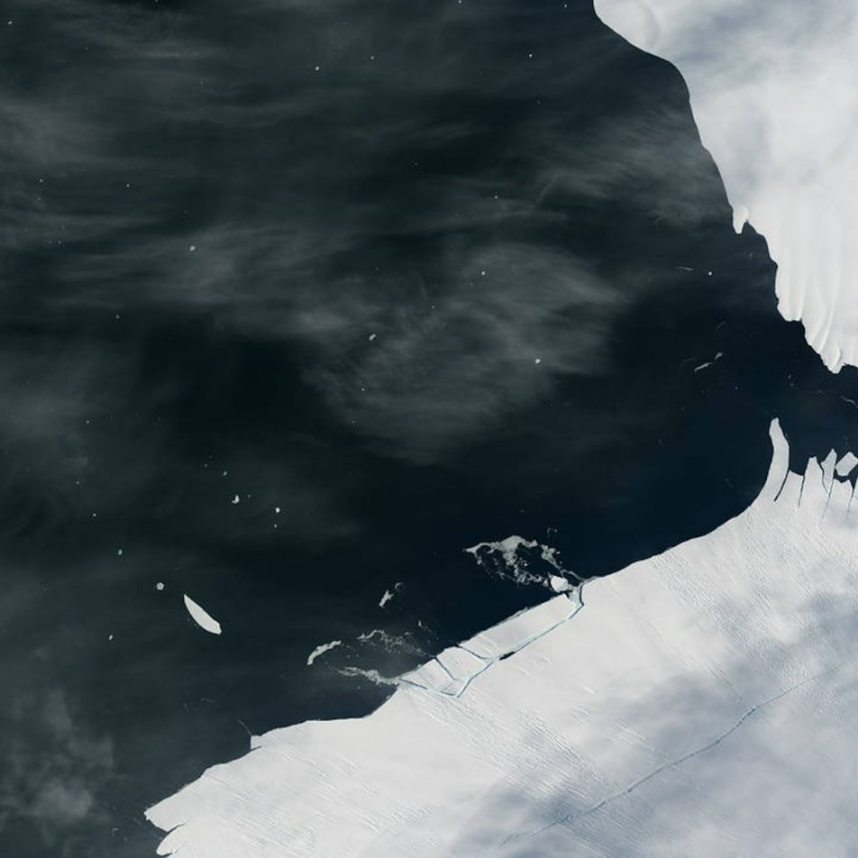 El hielo de la Antártida podría cruzar un umbral crítico en 40 años