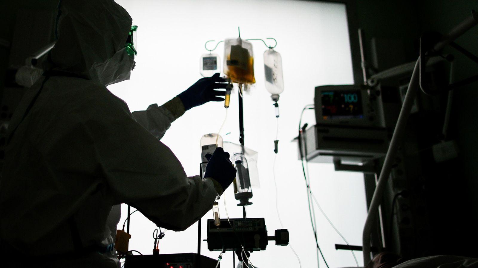 El plasma convaleciente se ha utilizado durante más de un siglo para combatir enfermedades infecciosas, pero ...