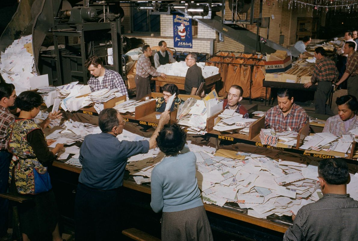 Clasificación de correo