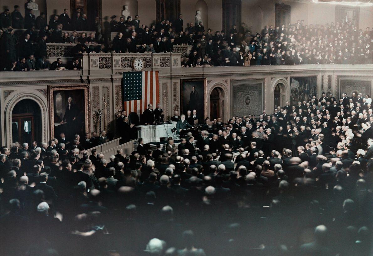 Discurso del Estado de la Unión