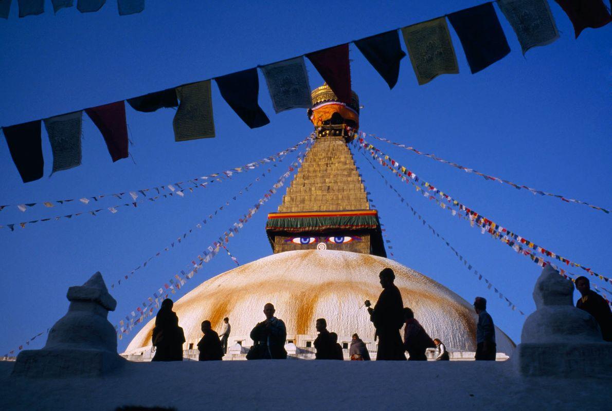 Peregrinación a Katmandú