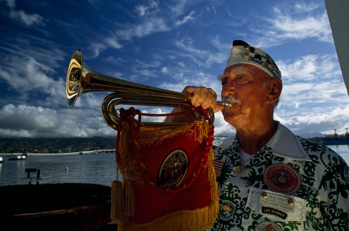 Memorias de  Pearl Harbor