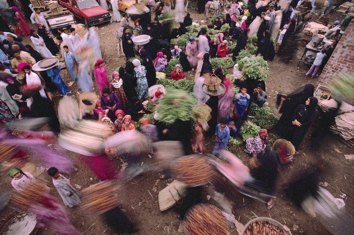 Mercado de Saqqara