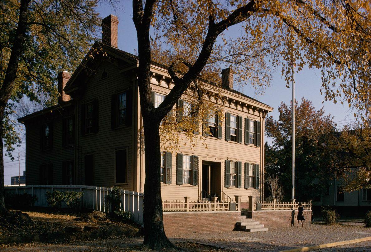 La casa de Lincoln