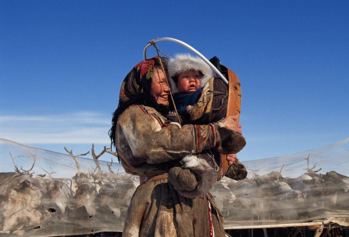 Nenets nórdicos