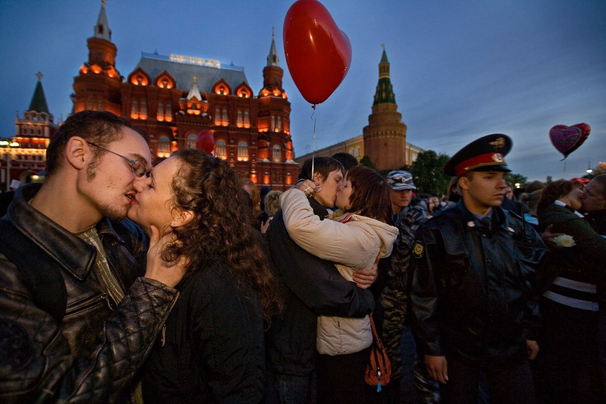 Romántico Moscú