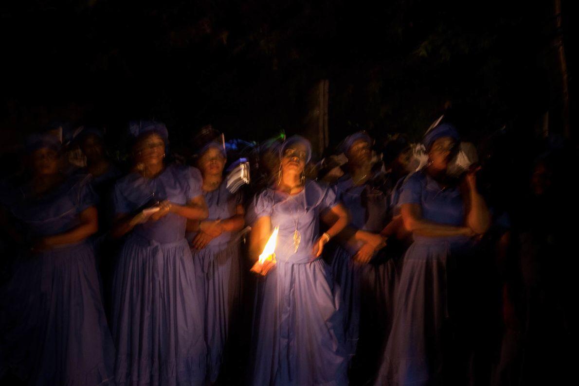 Ceremonia de medianoche