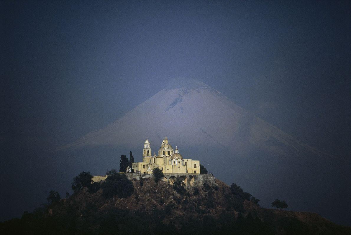Sitios sagrados