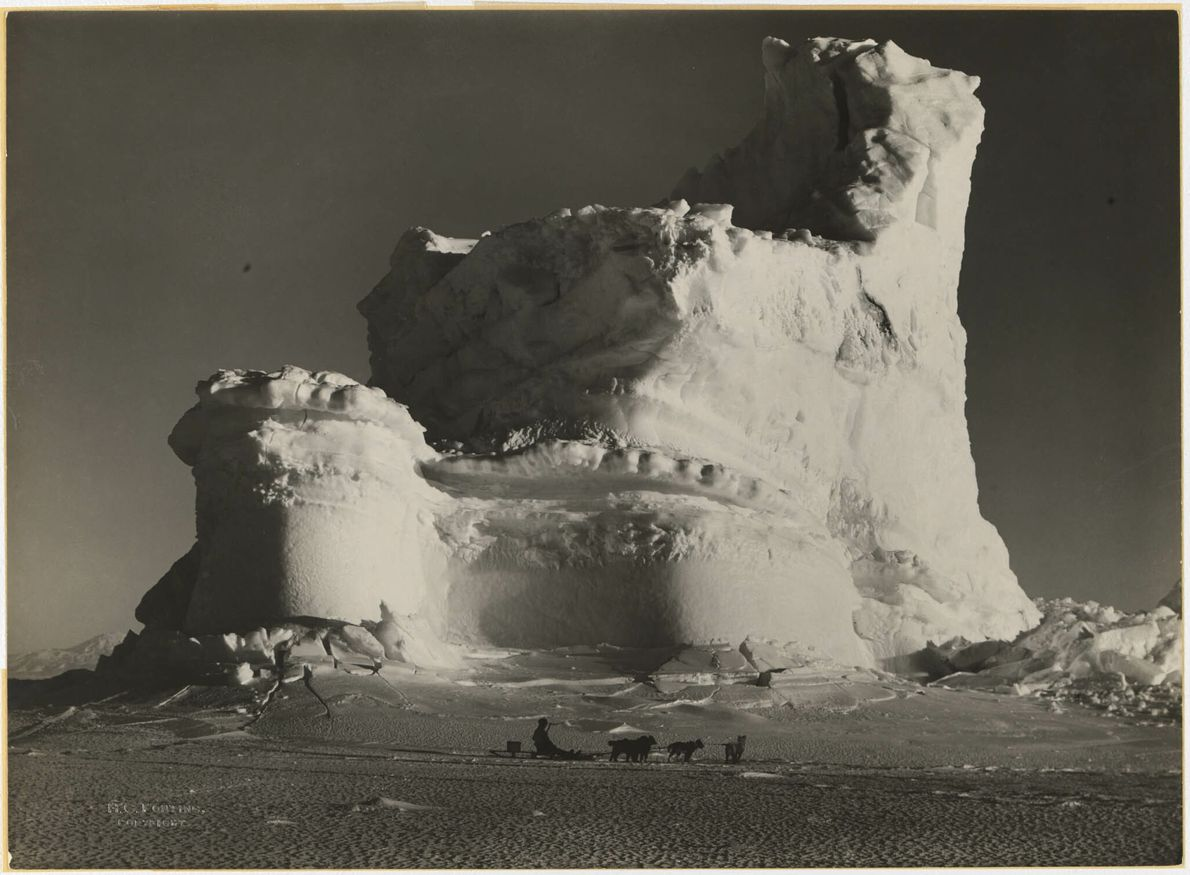 Castillo de Iceberg