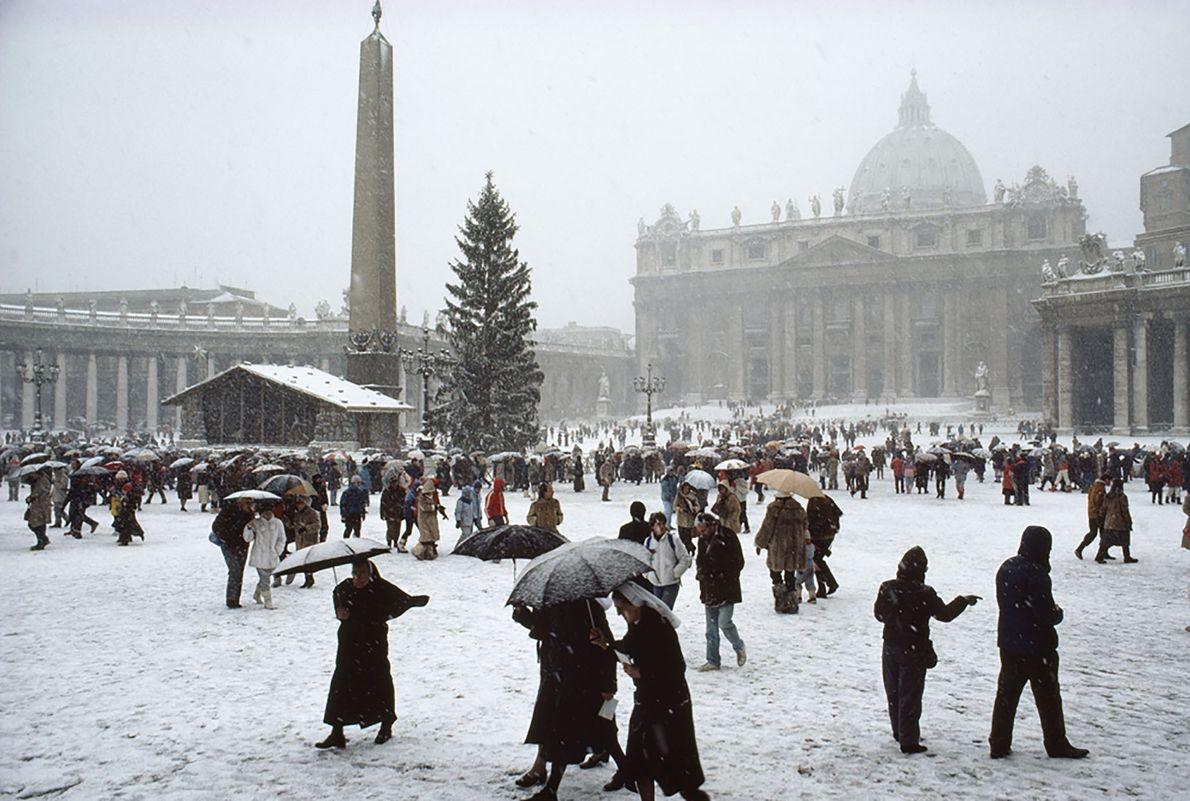 Epifanía nevada