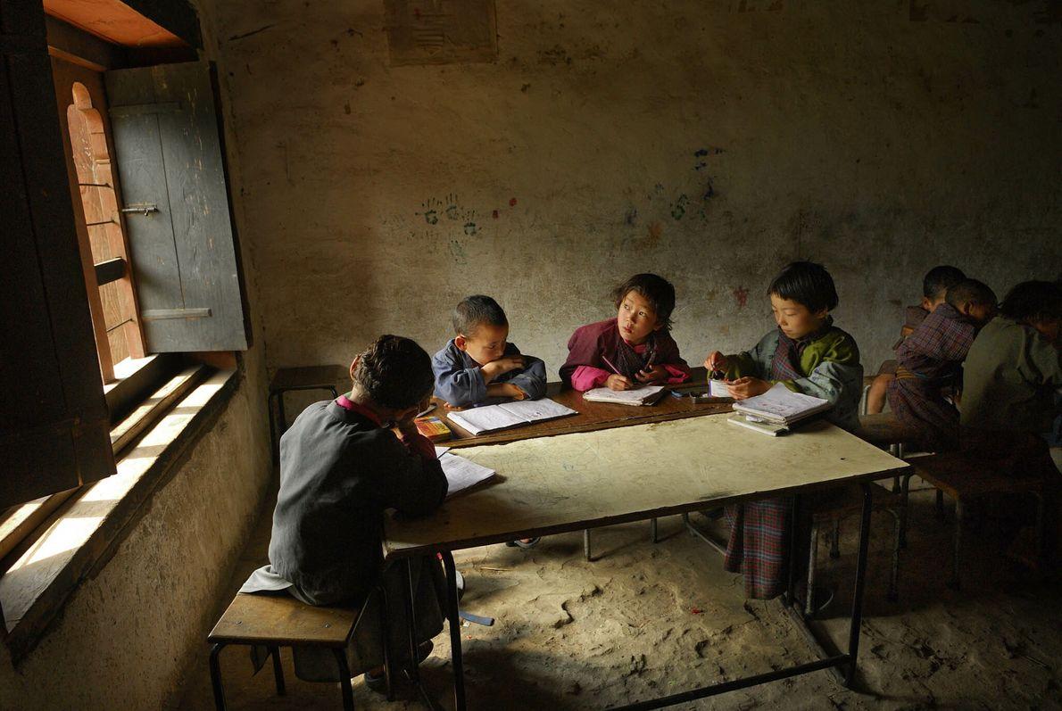 Escuela de pueblo