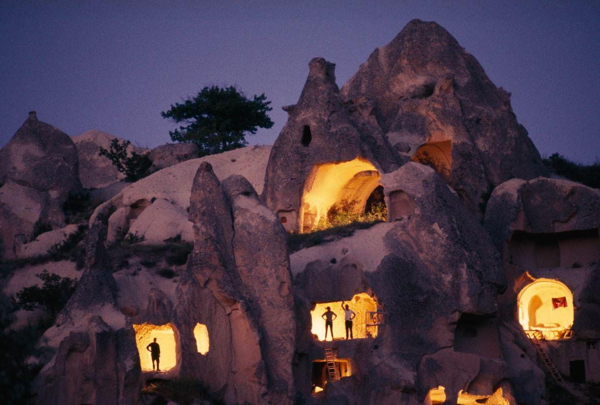 Cueva, dulce hogar