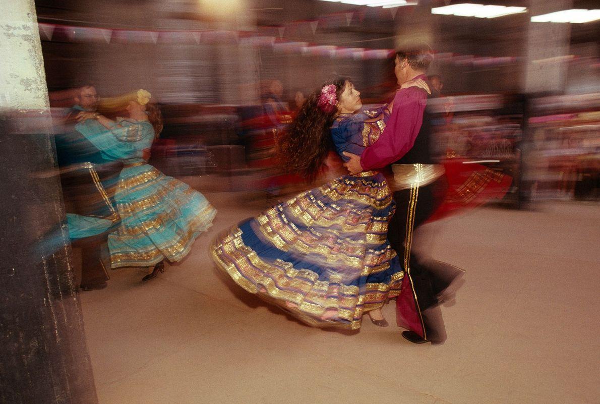 Bailando rápido
