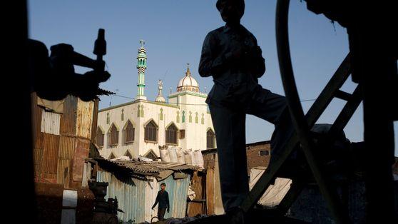 Mezquita de Mumbai