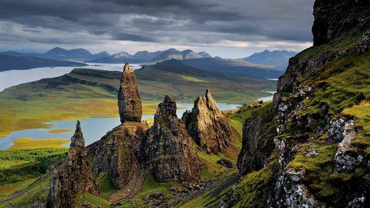 Torres de la naturaleza